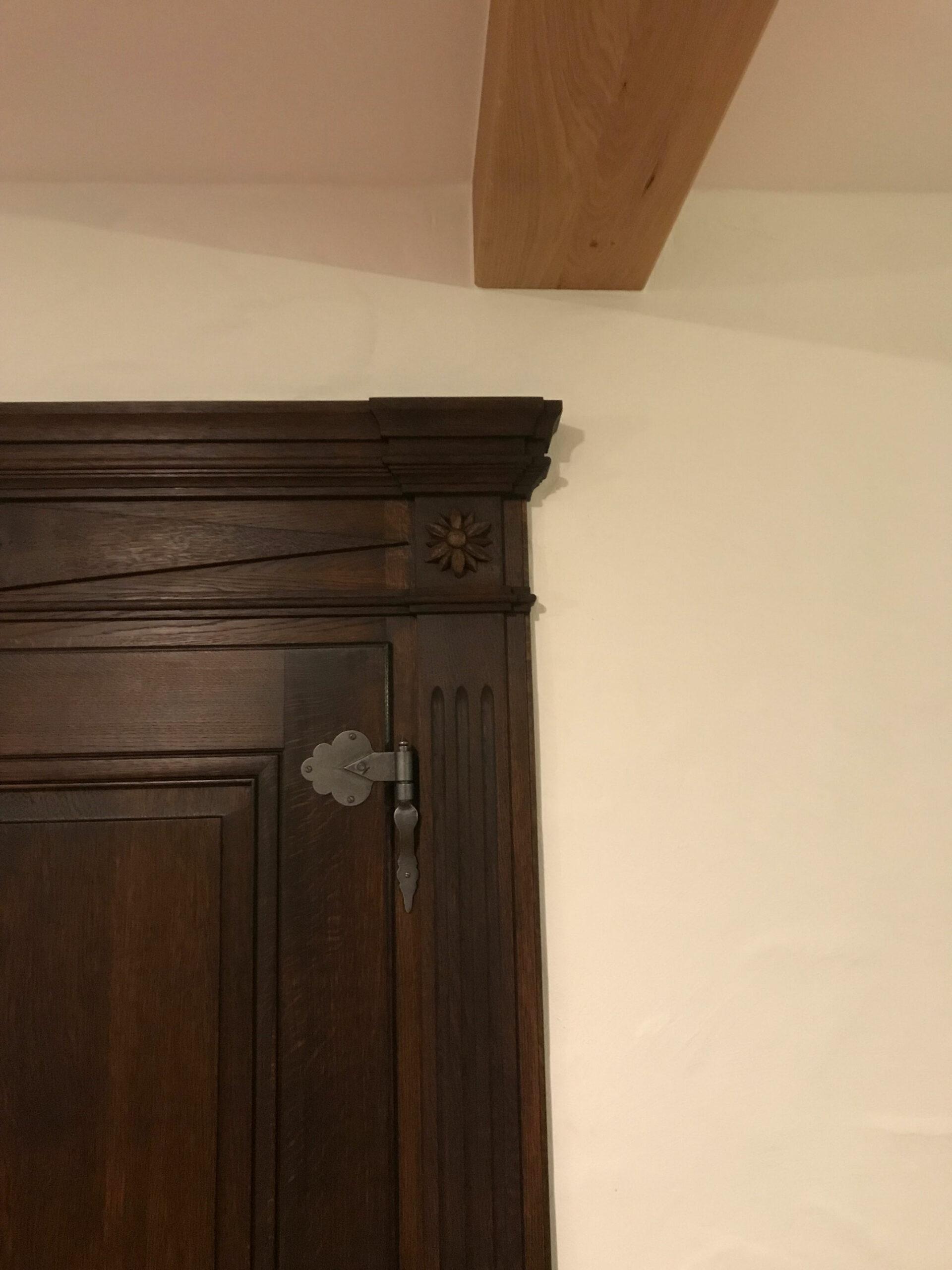 Nachbau historische Zimmertür