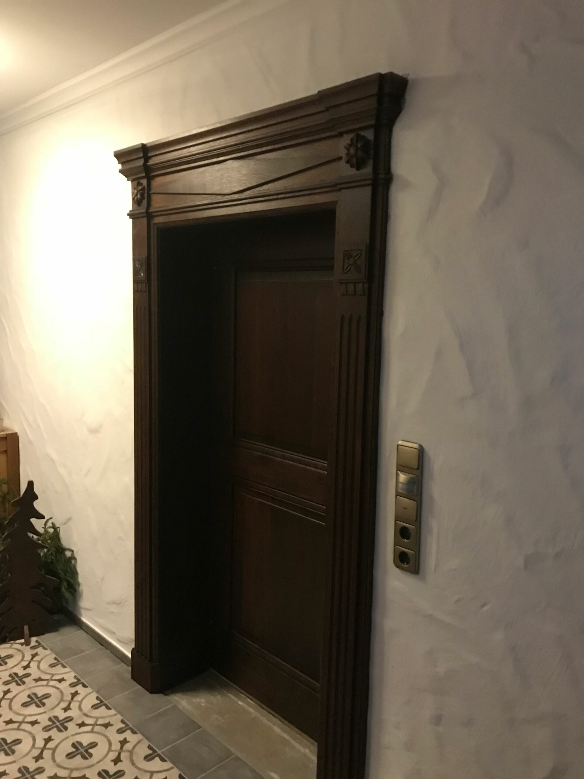 Nachbau Zimmertür